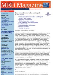 MED Magazine