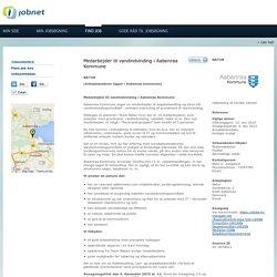 Medarbejder til vandindvinding i Aabenraa Kommune