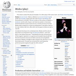 Medea (play)