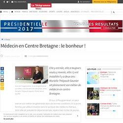 France - Médecin en Centre Bretagne : le bonheur !