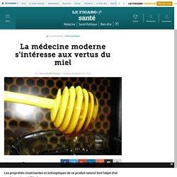 La médecine moderne s'intéresse aux vertus du miel