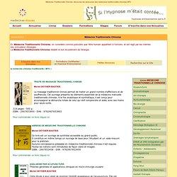 Médecine Traditionnelle Chinoise - Les livres Utiles