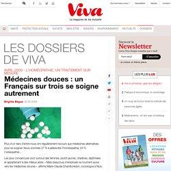 Médecines douces : un Français sur trois se soigne autrement