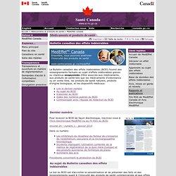 MedEffet Canada - Bulletin canadien des effets indésirables