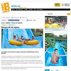 Planes en Medellín - Parque de las Aguas, Sucursal