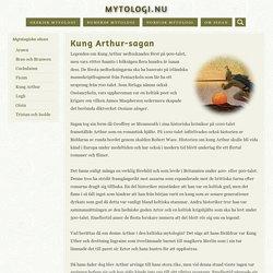 Den medeltida legenden om Kung Arthur