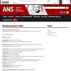 Medewerkers ANS