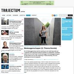 Medezeggenschapper (3): Thianna Noordzij