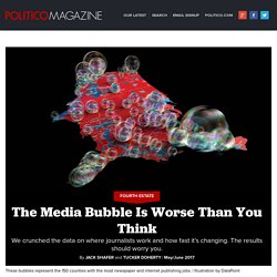 The Media Bubble is Real — And Worse Than You Think