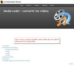 tuto media coder