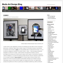 Media Art Design Blog