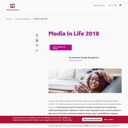 Media In Life 2018 - Médiamétrie
