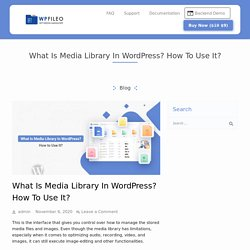 How To Use Media Library In WordPress? (Step-By-Step)