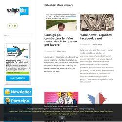 Media Literacy – Valigia Blu