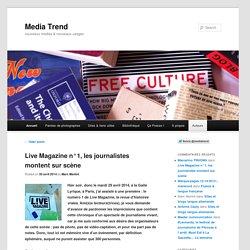 Media Trend - les nouveaux medias & les nouveaux usages