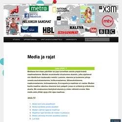 Media ja rajat