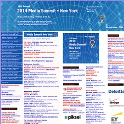 Media.Summit.New.York
