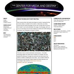 MEDIA TECHNOLOGY NOT NEUTRAL -