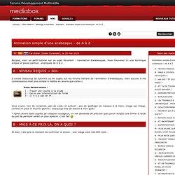 ↂ Mediabox - Centre de Formation Adobe - Wiki
