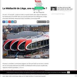 La Médiacité de Liège, coquille vide?