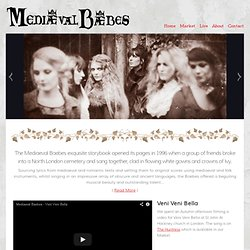 Mediaeval Baebes - Official Website