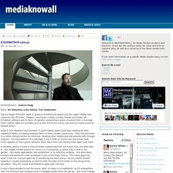 Mediaknowall » Blog Archive » Exhibition (2013)