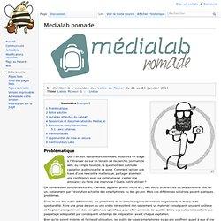 Medialab nomade