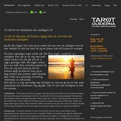 12 råd för ett medialare och andligare liv