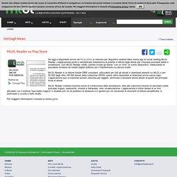MediaLibraryOnLine - MLOL Reader su Play Store