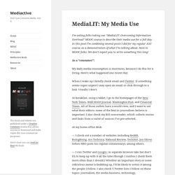 MediaLIT: My Media Use – Mediactive