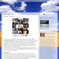 Medialog: Tecnologie di comunità