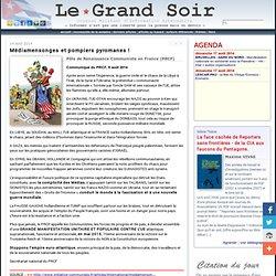 Pôle de Renaissance Communiste en France (PRCF)