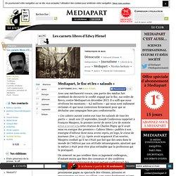 Mediapart, le fisc et les « salauds »