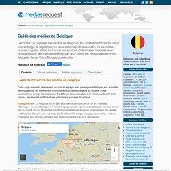 médias belges: presse, radio, télévision