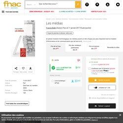 Les médias - poche - Francis Balle - Achat Livre ou ebook - Achat & prix