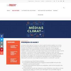 Médias Climat - Reporters d'Espoirs