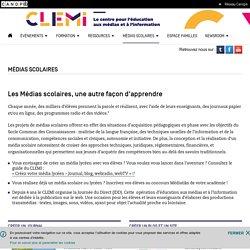 Clemi: création médias scolaires