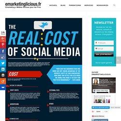 Quel Est Le Vrai Coût Des Médias Sociaux ? Infographie