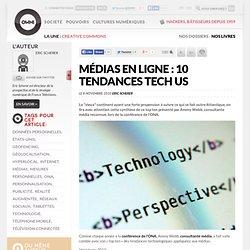 Médias en ligne : 10 tendances tech US » Article » OWNI, Digital Journalism