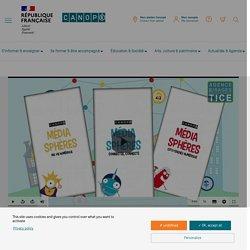 Médiasphères, l'Éducation aux Médias et à l'Information (EMI), façon ludique