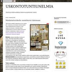Mediataitoviikolla ja Kalevalan päivänä suomikuvia lukemaan