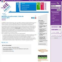 Mediateur du pole emploi : rapport 2011 rapport 2010, Jean-Louis Walter, demandeur d'emploi