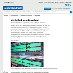 Mediathek zum Download