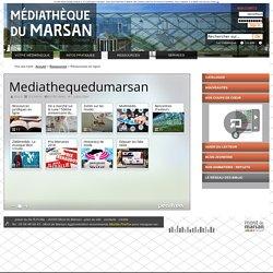 40 La Médiathèque du Marsan - Agglomération - Ressources en ligne