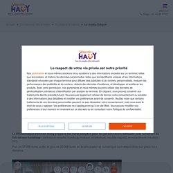 Médiathèque sonore Valentin Haüy
