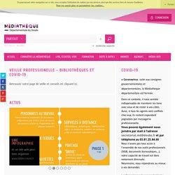 Médiathèque départementale du Doubs - accueil