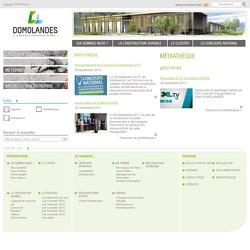 Médiathèque / DOMOLANDES
