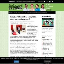 Les jeux vidéo ont-ils leur place dans une médiathèque ? - JeunesOCentre.fr - Le site des 15-25 ans de la région Centre-Val de Loire
