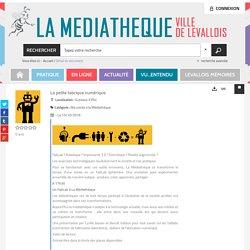 Médiathèque de Levallois - La petite fabrique numérique - Detail