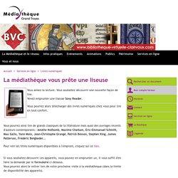 Médiathèque du Grand Troyes